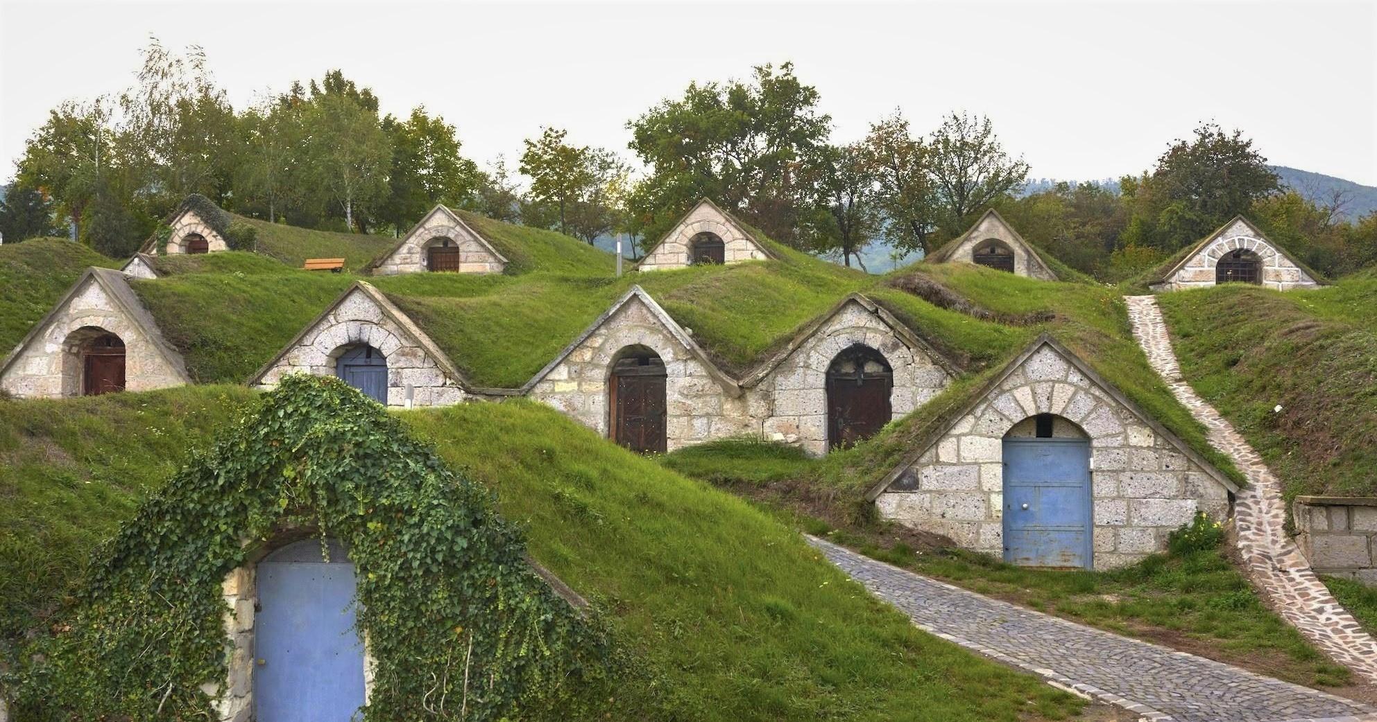 Село Херцегкут частина Світової спадщини.- © György Darabos