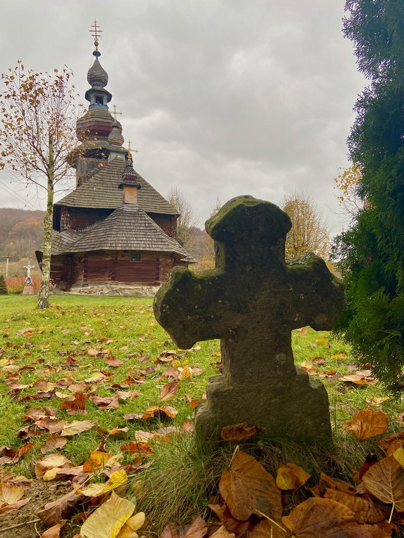 Михайлівська церква в Сваляві (з 1588 року)