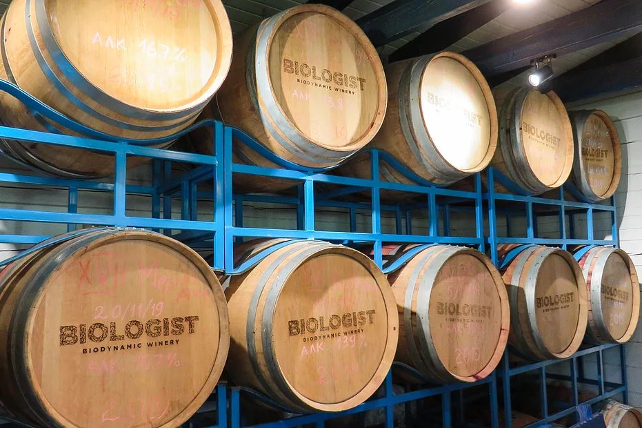 Biologist Craft Winery