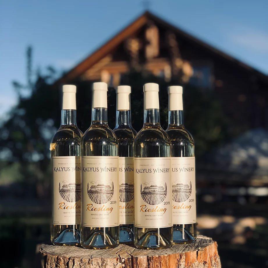 Виноробня Kalyus Winery