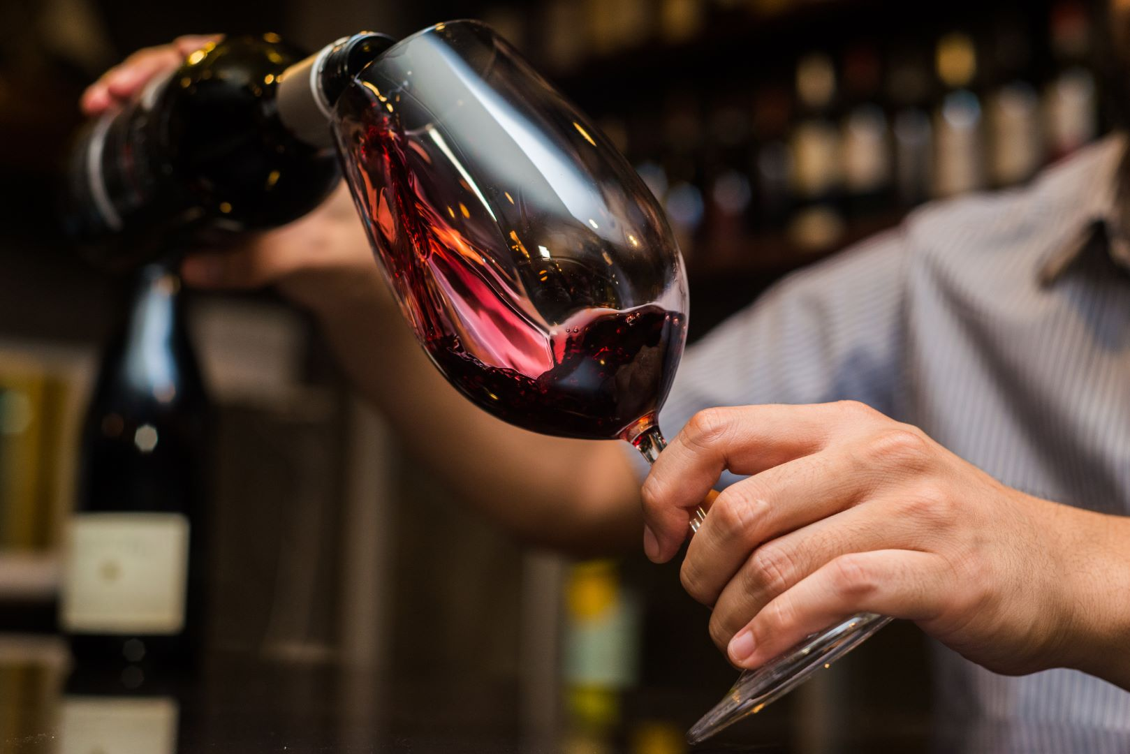 Одеське Чорне. Вино з українським характером.